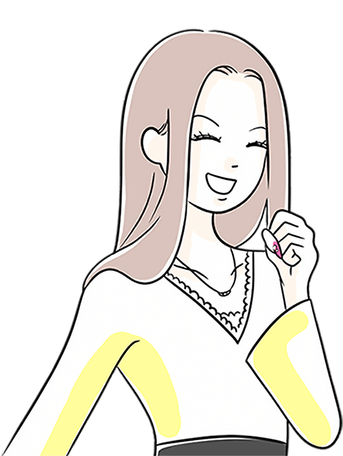 黒崎えり子ネイルビューティカレッジのイメージ女性3