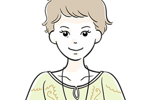 K-twoビューティスクールのイメージ女性1