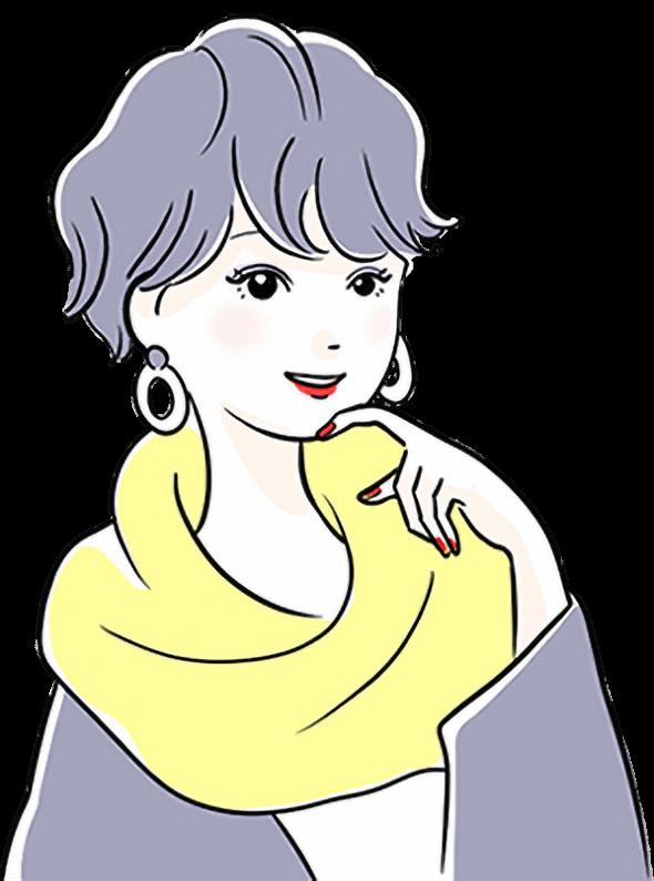 アフロートネイルスクールのイメージ女性2